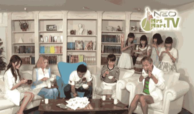2014年08月23日 ミセスマートTV NEO にNV食品の非常食が登場!